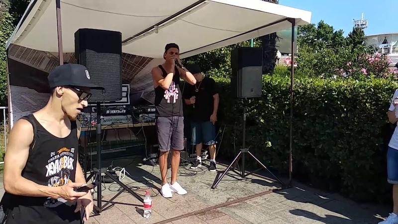 STX/ Yalta Summer Jam BB'18/ Elimination