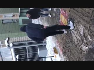 Полное видео сегодняшнего нападения Obe 1 Kanobe на Птаху [NR]