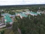 ДРОЦ Жемчужина - вид с высоты птичьего полета, Санатории Беларуси