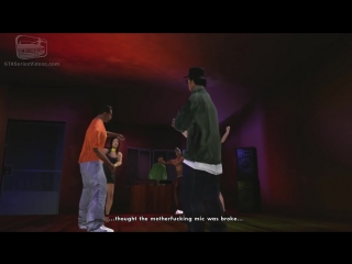 GTA San Andreas Mission #20 - House Party