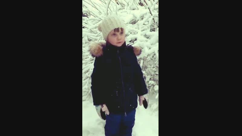 460927795 Наша зима Детский сад 7 гномов