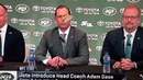 New Jets Coach Adam Gase Loves Tacos