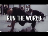 1Million dance studio Run the World (Girls) - Beyoncé / Gosh Choreography