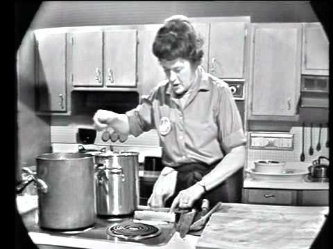 Julia Child The French Chef- Bouillabaisse a la Marseillaise