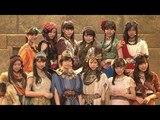 (JiJiPRESS) Morning Musume '18 Pharaoh no Haka ~Hebi Ou Sneferu~