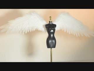 DIY Angel Doll Wings - Doll Craft Tutorial