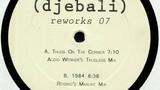Djebali - Things On The Corner (Audio Werner's Thugless Mix) Djebali Reworks 2018