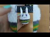 Модулек! Модульное оригами, Зайка, зайчик, заяц