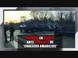 Francia en alerta ante protesta de chalecos amarillos