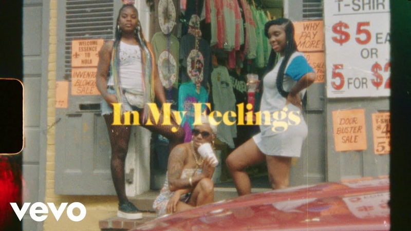 Drake «In My Feelings»