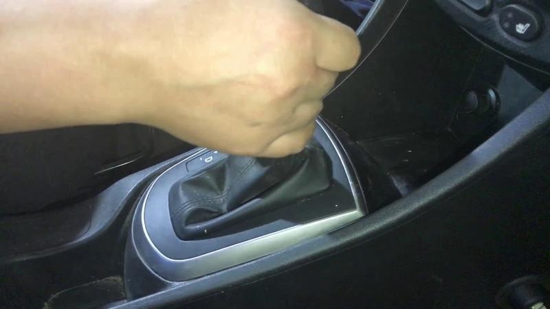 Hyundai Solaris блокиратор акпп Дополнительное противоугонное устройство замок мультилок Фортус