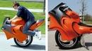 Самые БЕЗУМНЫЕ мотоциклы, когда-либо созданные ЧЕЛОВЕКОМ