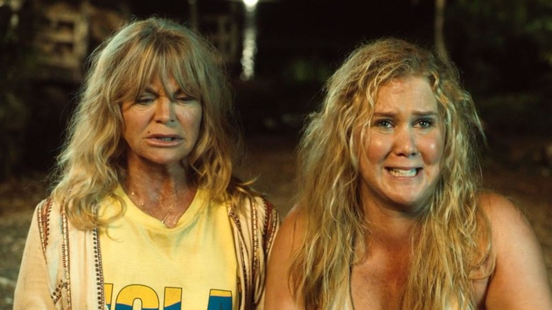 'Snatched' Official Red Band Trailer 2017 Amy Schumer Goldie Hawn
