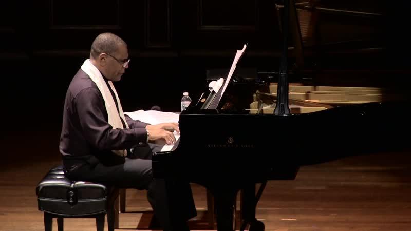 Donal Fox Tango with Bach Improvisation