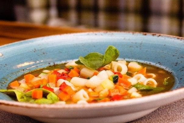 Суп а-ля минестроне