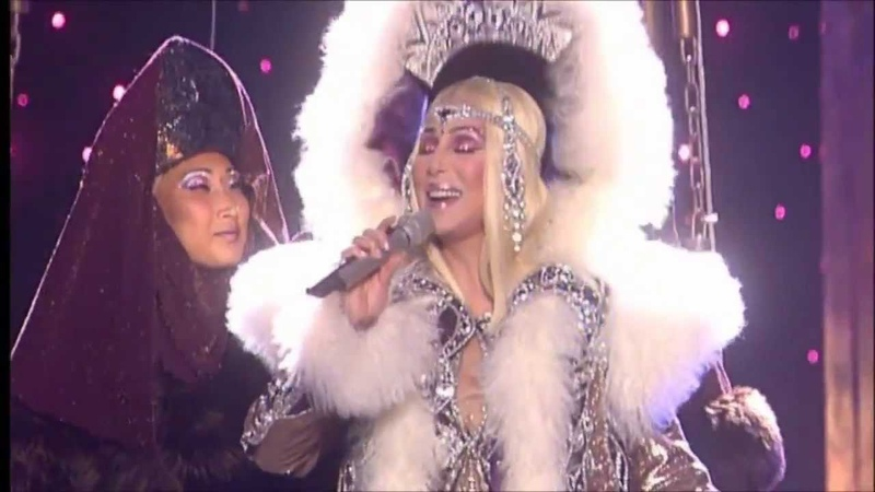 Cher - I Still Haven't Found What I'm Looking For HD