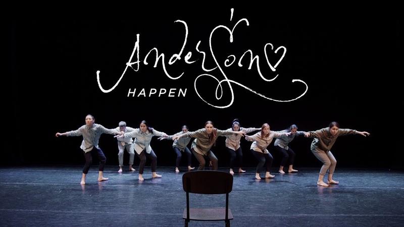 Sampha - HAPPEN || Nastya Anderson Choreography