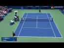   Финал US Open С. Уильямс - Н. Осака