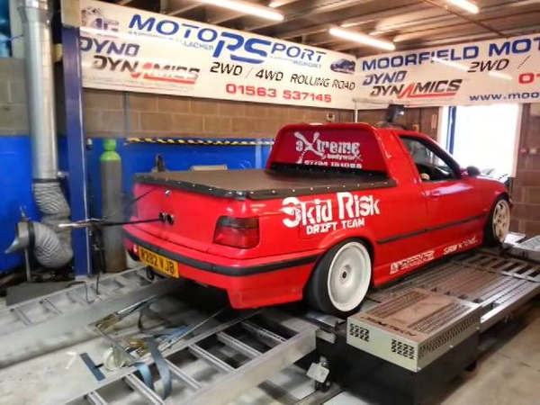 Turbo E36 Pickup 290BHP