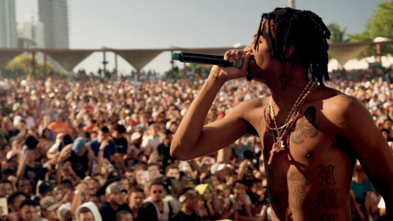 Playboi Carti - Magnolia (Live from Rolling Loud)