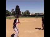 Идеальная игра бейсболиста