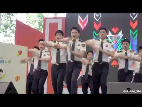 [4K] 180707 수원 다둥이 축제 XIA 김준수 시아준수 - Tarantallegra