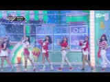 [Perf] 180719 GFRIEND (여자친구) - Sunny Summer @ M!Countdown