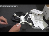 ►Обзор Квадрокоптер Hubsan X4 Desire FPV H502S