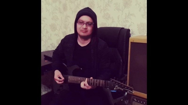 Капюшонская тематика😁😁😁 КОЯN🐰😀 adidas korn guitar cover @korn_official