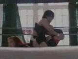 3. Mayumi Ozaki vs. Hiromi Yagi (JWP 5.14.1995)