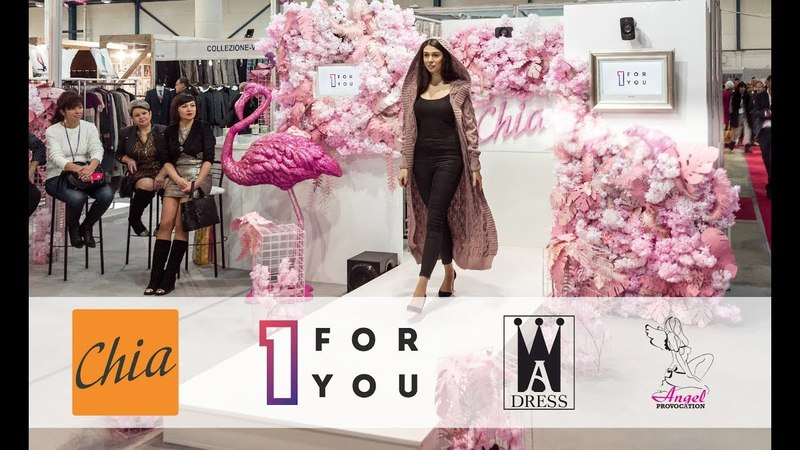 1 For You, A-Dress, Angel Provocation by Chia. KyivFashion 2018