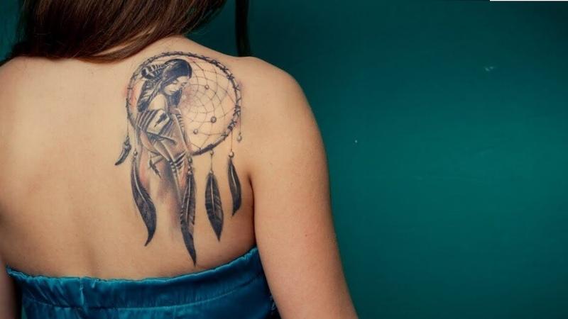 50 Amazing Dream Catcher Tattoos for Women
