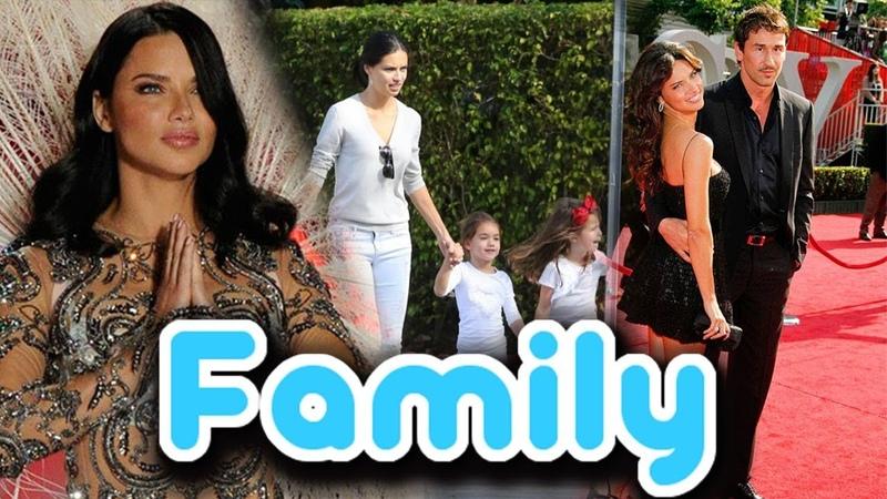Adriana Lima's Family - 2019 [ Victoria's Secret Fashion Show 2018 ]
