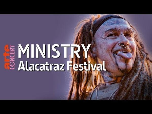 Ministry - Live @ Alcatraz Festival – ARTE Concert