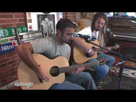 REBELUTIONs Eric Rachmany SOJAs Jacob Hemphill Suffering (acoustic)