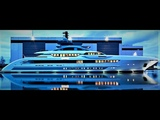 $1,000,000,000 THE ULTIMATE EXTREME SUPER MEGAYACHT ((EXCLUSIVE NEVER SEEN INTERIOR VIDEO))