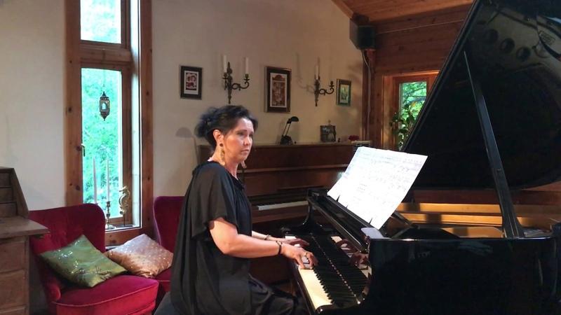 Time To Say Goodbye -Con Te Partirò- (Piano Cover) Ulrika A. Rosén, piano.