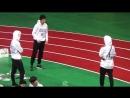 Битва танцев между Джином, Чимином и Тэхеном 😁