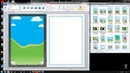 видео гайд Как сделать красивый фон-рамку для текстового документа