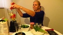 Сыроедение Зелёный коктейль на завтрак и обед