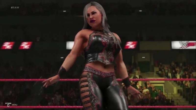 WWE 2k19 Dana Brooke Entrance