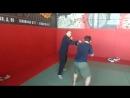 JKD - Уход со смещением и встречный удар ногой