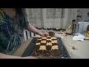 Տորթ Շախմատ - Торт Шахматная Доска - CHESS CAKE
