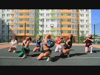 Jazz-Funk Choreo by Nastya Koba - Squad | Paradox Crew