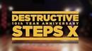 Yoshie (Bebop Crew/JPN) | Judge Showcase | Destructive Steps X Street Dance Festival