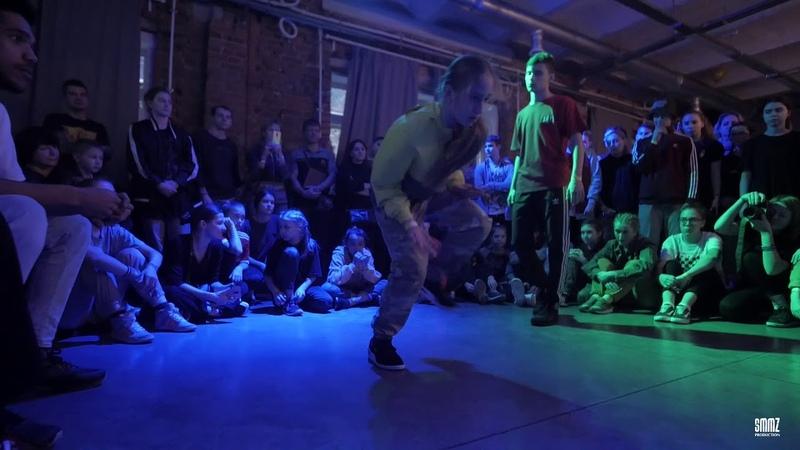 Arisha vs Лада vs Рыбак (18 FINAL) || Hip-Hop BEG. || PARTIYA BATTLE