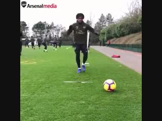 Big17 1-0 camera operator nobodys safe from the nutmeg prince - not even us - - alexiwobi