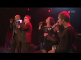 The Manhattan Transfer &amp New York Voices - Estival Jazz Lugano 2011 (vol.1)