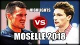 Bernard Tomic vs Ugo Humbert MOSELLE 2018 Highlights