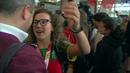 SN Sub-19 futsal fem.: Campeãs Olímpicas recebidas em euforia